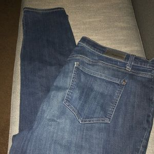 Dkny Soho Skinny plus jeans